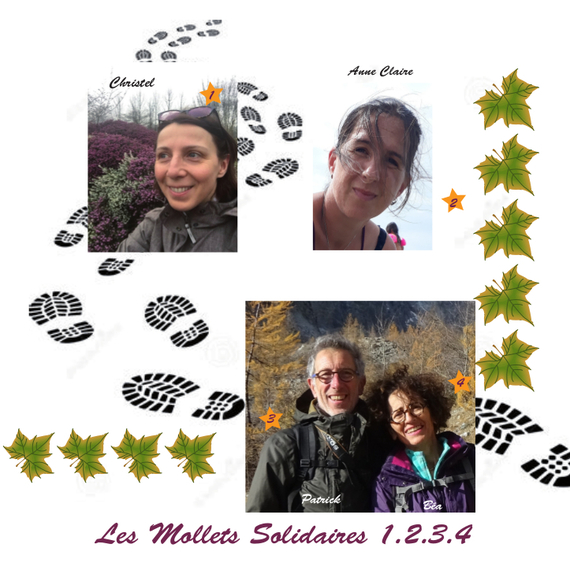 197. Les Mollets Solidaires 1.2.3.4