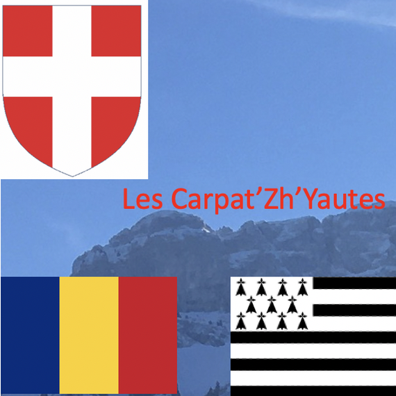 179. Les Carpat'Zh'Yautes