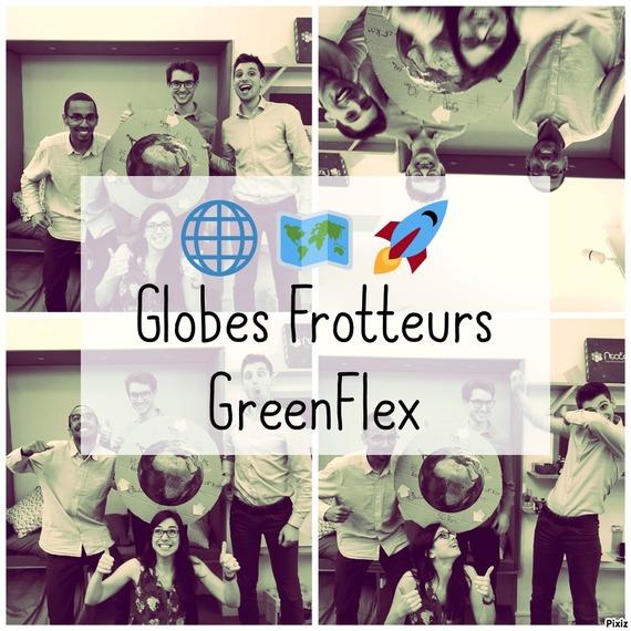 Les Globes Frotteurs