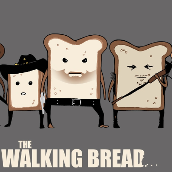 The Walking Breads 2