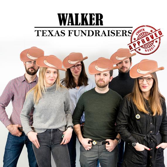 Walker Texas Fundraisers