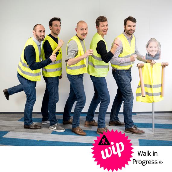 Les WIP (Walk in Progress)