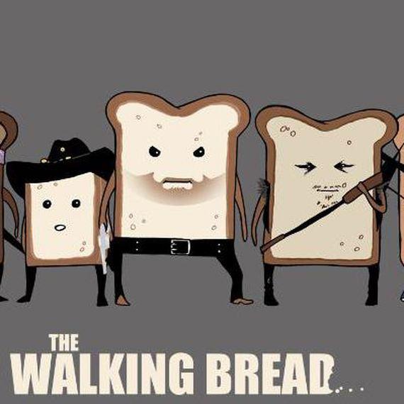 The Walking Breads