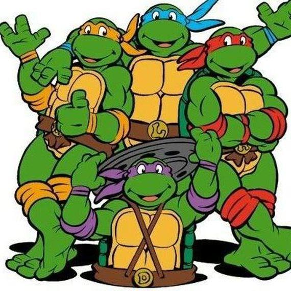 099. Les tortues Ninja