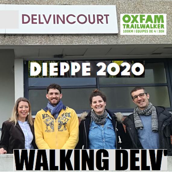 124. WALKING DELV'