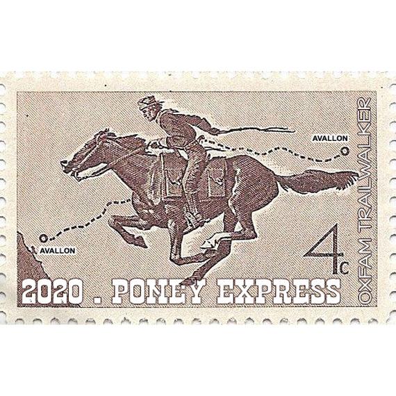 020. Poney Express