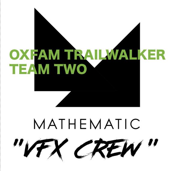 140. MATHEMATIC TEAM 2 OXFAM TRAIL