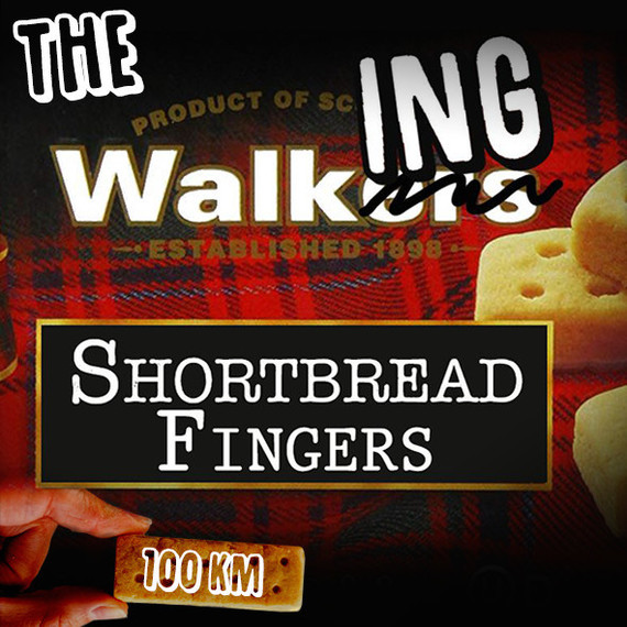 *082. The Walking Shortbread Fingers