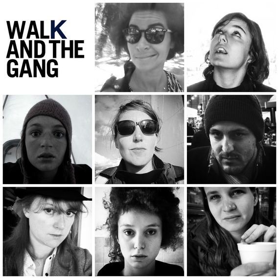 WALK AND THE GANG I et II