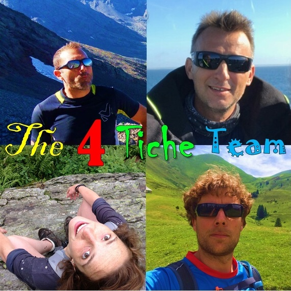 The 4 Tiche Team