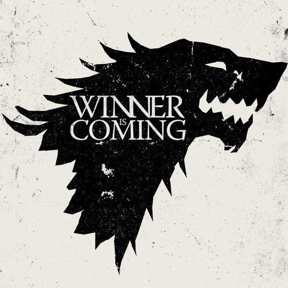 077. Winner is coming