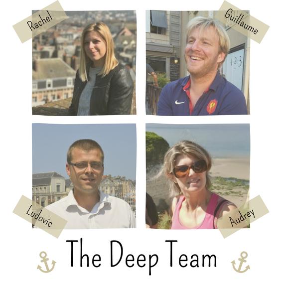 041. The Deep Team