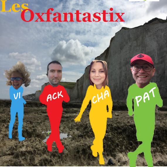 076. Vibrez solidaires avec les Oxfantastix !