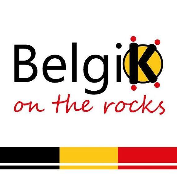 145. BelgiK on the rocks