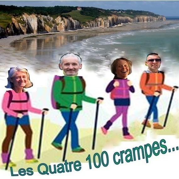 157. LES QUATRE 100 CRAMPES...