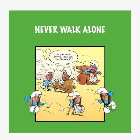 290. Never walk alone