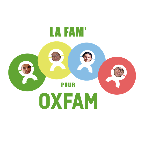 226. La Fam' pour Oxfam