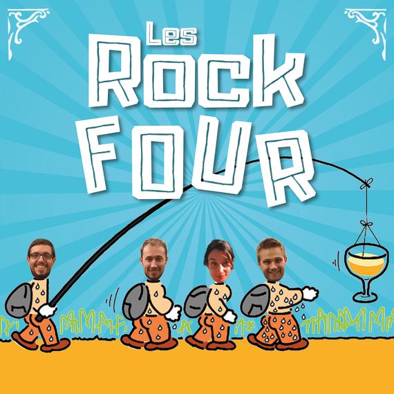 268. Les Rock Four