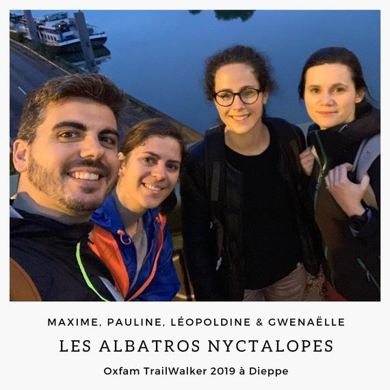120. Les Albatros Nyctalopes !!