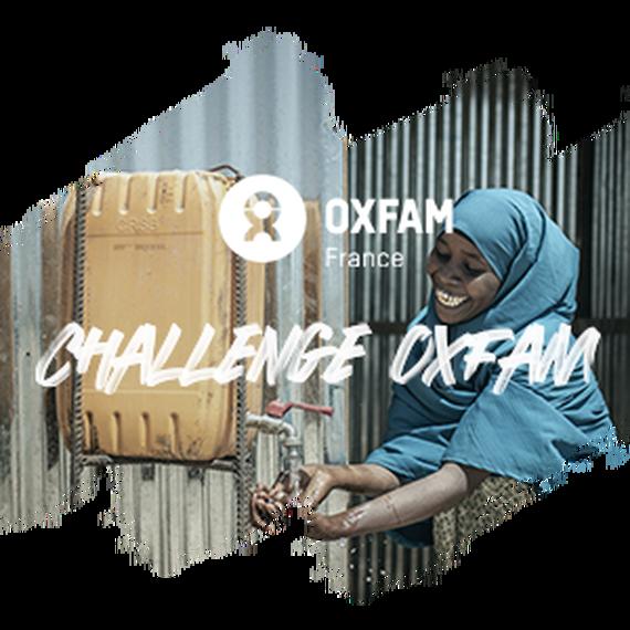 Sport Heroes soutient Oxfam France