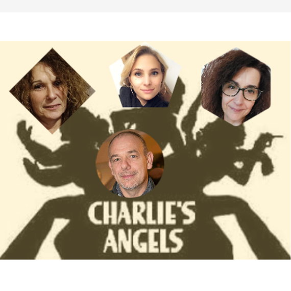 095. THE CHARLIE'S ANGELS