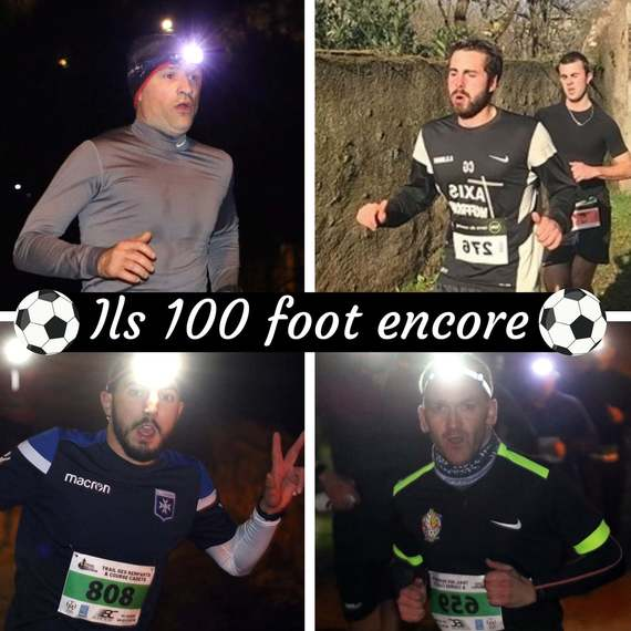 222. ILS 100 FOOT ENCORE