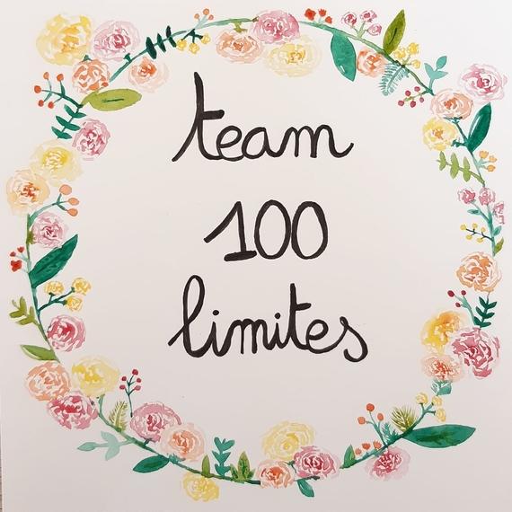 130. Team 100 Limites