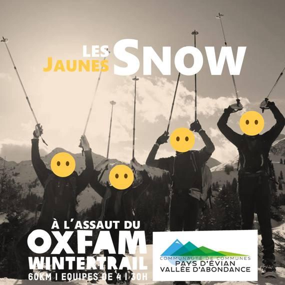 038. Les Jaunes Snow