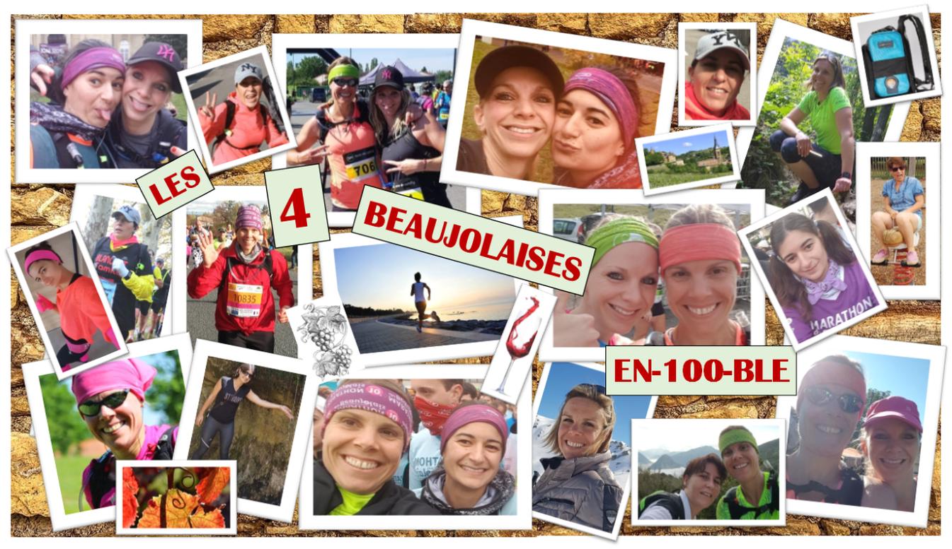 216. Les 4 beaujolaises EN-100-BLE
