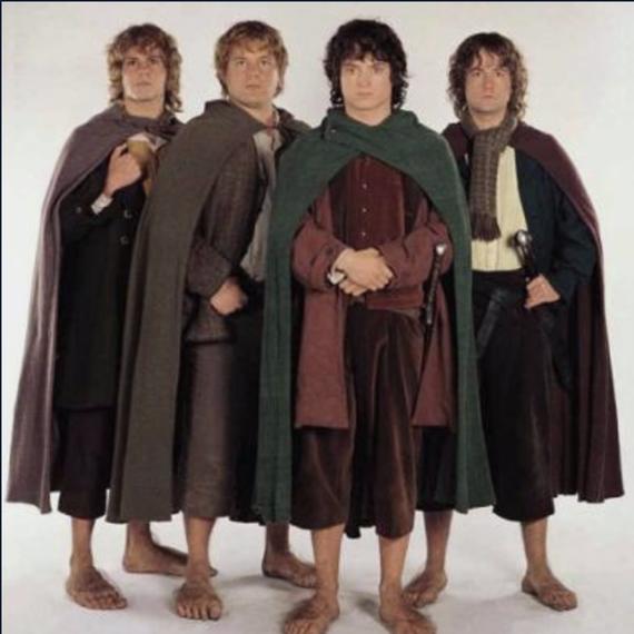 049. Les hobbits